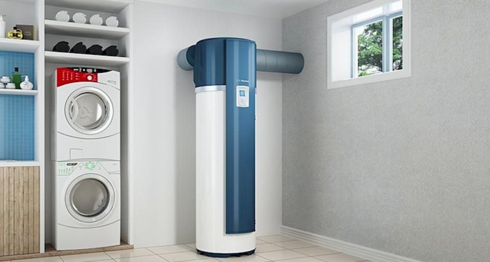Chauffe-eau thermodynamique enrpac